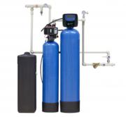 Комплексная система очистки воды WiseWater NKX C c управляющими клапанами Canature (КНР)
